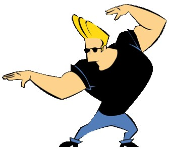 Let's face it.  You're no Johnny Bravo so your ego is unfounded.